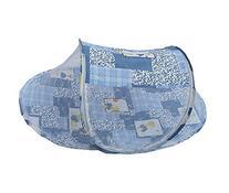 niceEshop Instant Pop Up Mosquito Net Crib,Baby Tent,Beach