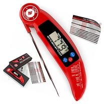 Instant Read Meat Thermometer For Grill And Cooking.
