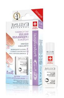 Eveline Cosmetics 3 in 1 Instantly Whiter Nails - Nail