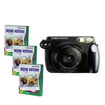 Fujifilm INSTAX 210 Instant Photo Camera Kit and 3 Fujifilm
