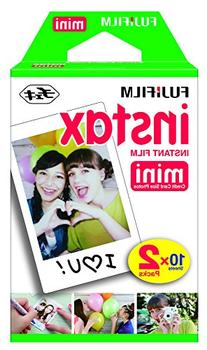 Fujifilm - Instax Mini Instant Color Film