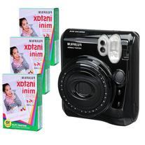 Fujifilm Instax Mini 50 Kit and 3 Fujifilm Instax Mini Film