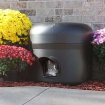The All NEW Kitty Tube-GENERATION 2. Outdoor Insulated Cat