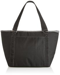 Picnic Time 'Topanga' Insulated Cooler Tote, Black