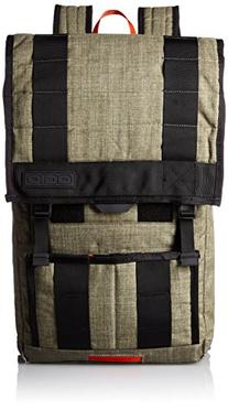 OGIO International Commuter Backpack, Olive Khaki/Bitters