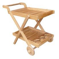 ORE International DEP101SET Mahogany Adjustable Arm Chair