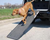 PetSTEP International 222G Folding Pet Ramp in Graphite-Gray