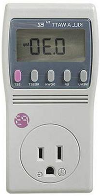P3 International P4460 Kill A Watt EZ Electricity Usage