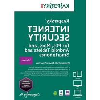 Kaspersky Internet Security 2014 for PCs, Macs, and Android