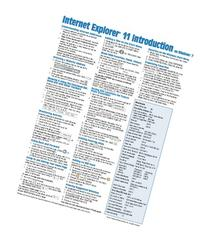 Internet Explorer 11 for Windows 7 Quick Reference Guide