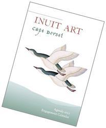 Inuit Art: Cape Dorset Calendrier 2012 Calendar