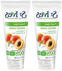 St. Ives Invigorating Apricot Scrub - 1 oz - 2 pk