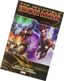 Invincible Iron Man Omnibus, Vol. 2