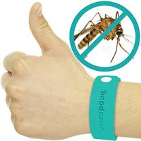 invisaband 6 Pack Natural Mosquito Repellent Bracelets Band
