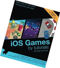 iOS Games by Tutorials: Second Edition: Updated for Swift 1.
