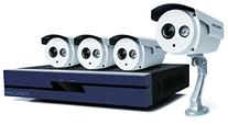 Foscam 720P IP Security System with FN3109H 9-Channel NVR