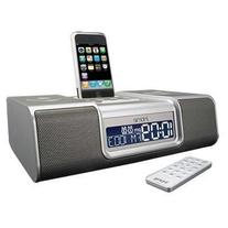 iHome iP9 Speaker Dock with Clock Radio for iPod and iPhone