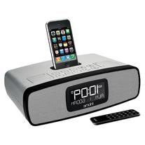 iHome iP90SZ Dual Alarm Clock Radio for iPod and iPhone