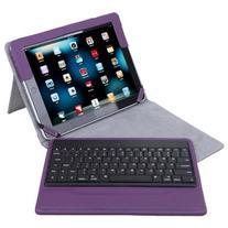 HDE iPad 2 Keyboard Case Wireless Bluetooth Leather Folio