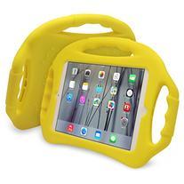 JUN-Q iPad Air Case,Soft Silicone Portable Child-safe Kids