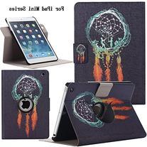 iPad Mini / Mini 2 Retina / Mini 3 Case, Newshine 360 Degree