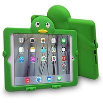 iPad Mini Case,  Eco-friendly Silicone Soft iPad Mini 3/2/1