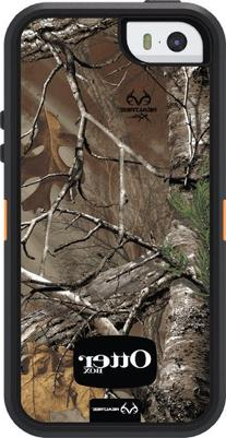 OtterBox DEFENDER SERIES Case for iPhone 5/5s/SE - Retail