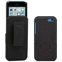 iPhone 5C Case, Aduro® COMBO Shell & Holster Case  Super
