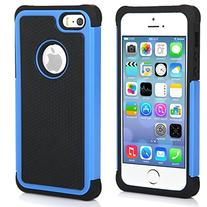 iPhone 5S/5 Case - High Impact Shockproof Resistant Hybrid