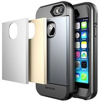 iPhone 5S Case, SUPCASE Water Resist Full-Body Rugged Case