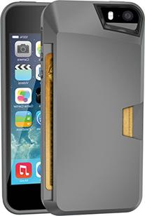 Silk iPhone 5/S/SE Wallet Case - Vault Slim Wallet for