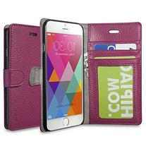 iPhone 6 case -  iPhone 6 case cover slim Leather Wallet