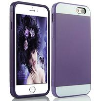 ULAK Hybrid Hard Case for Apple iPhone 6S / 6  With PC and