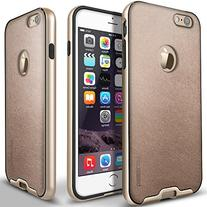 iPhone 6 Case, ®  Premium Leather Bumper Cover   for Apple