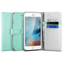 Spigen Wallet S iPhone 6 Plus Case with Foldable Cover and