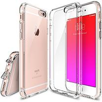 iPhone 6s Plus Case, Ringke  Clear PC Back TPU Bumper w/
