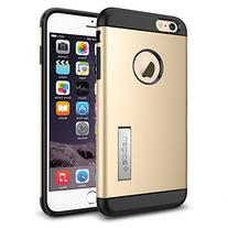 Spigen Slim Armor iPhone 6 Plus Case with Kickstand and Air