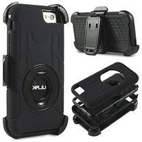 iPhone 6S Plus Case , ULAK Heavy Duty  Shockproof Protective