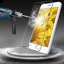 Aerb Tempered Glass Screen Protector for Apple iPhone 6 Plus