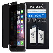 iPhone 6/ 6S Screen Protector, Insten Privacy Anti-Glare LCD