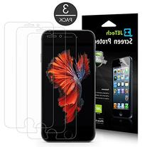 iPhone 6 Screen Protector, JETech 3-Pack iPhone 6S/6 Screen