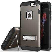 iPhone 6S Plus Case, OBLIQ  with Metal Kickstand Dual