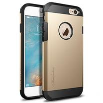 Spigen Tough Armor iPhone 6S Case with Extreme Heavy Duty