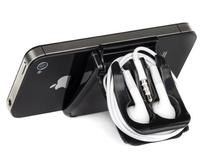iPhone Stand, Small Tablet Stand, iPad Stand and Black