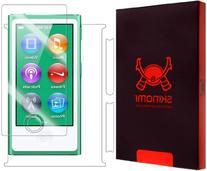 iPod Nano 7 Screen Protector + Full Body , Skinomi TechSkin