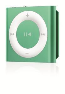 Apple iPod shuffle 2GB Green