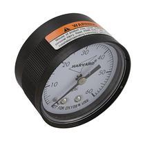 """Generic IPPG602-4B Pressure Gauge 0.25"""" Mpt Back Mount"""