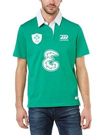2014-2015 Ireland Home SS Classic Rugby Shirt