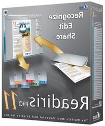 IRIS ReadIris Pro 11.0