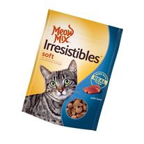 Meow Mix® Irresistibles Soft Tuna Cat Treat size: 3 Oz